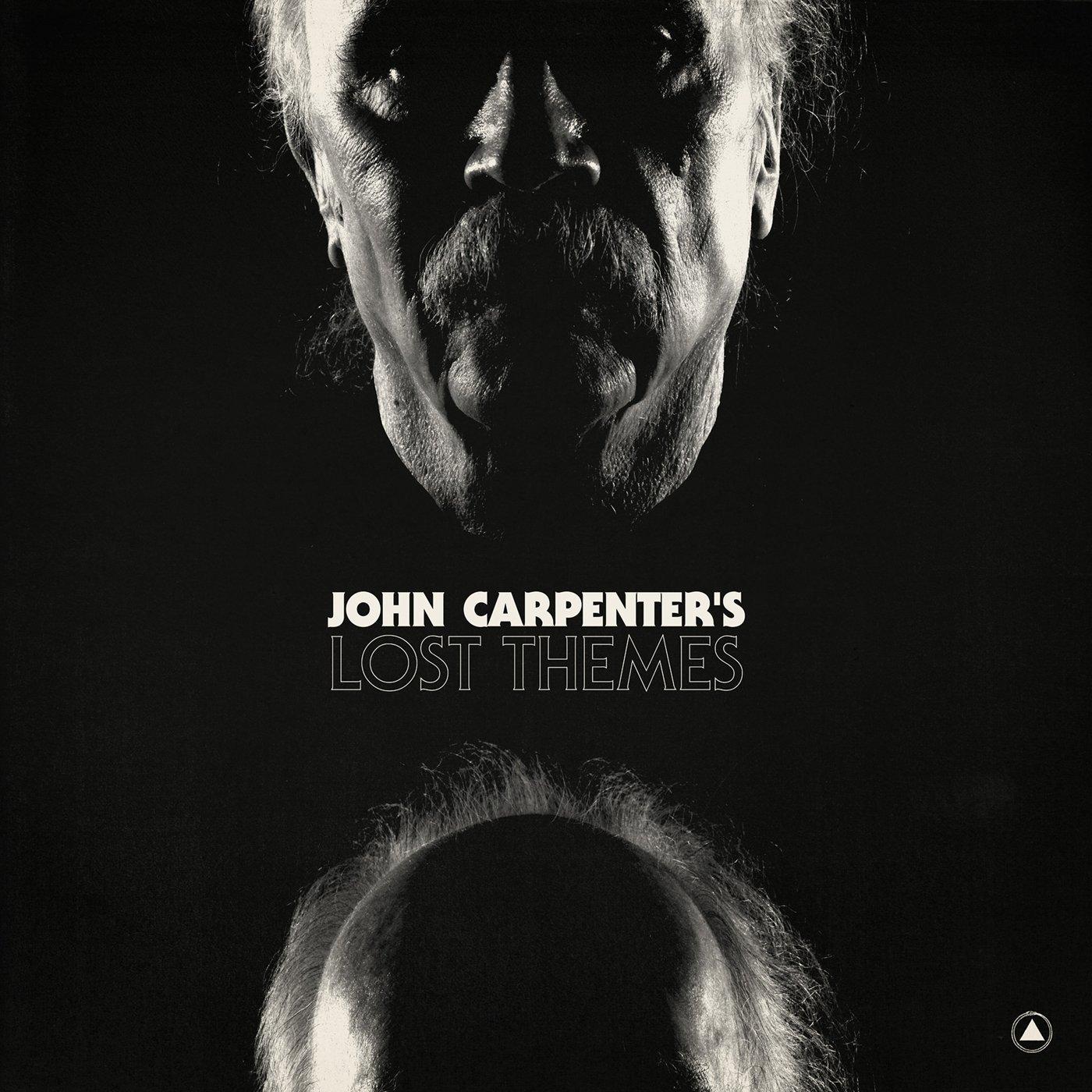 Copertina Disco Vinile 33 giri Lost Themes di John Carpenter