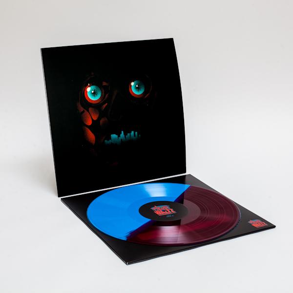 Copertina Disco Vinile 33 giri They Live [Soundtrack LP] di John Carpenter