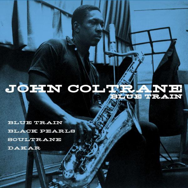 Copertina Disco Vinile 33 giri Blue Train di John Coltrane