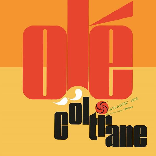 Copertina Disco Vinile 33 giri Olé di John Coltrane