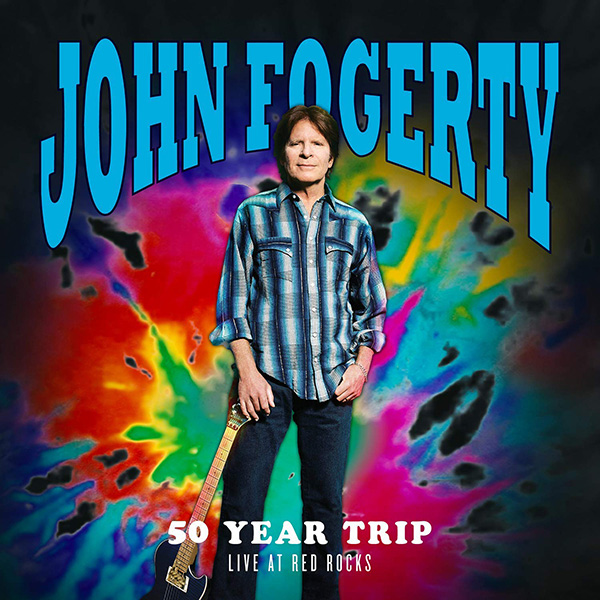 Copertina Vinile 33 giri 50 Year Trip | Live At Red Rocks [2 LP] di John Fogerty
