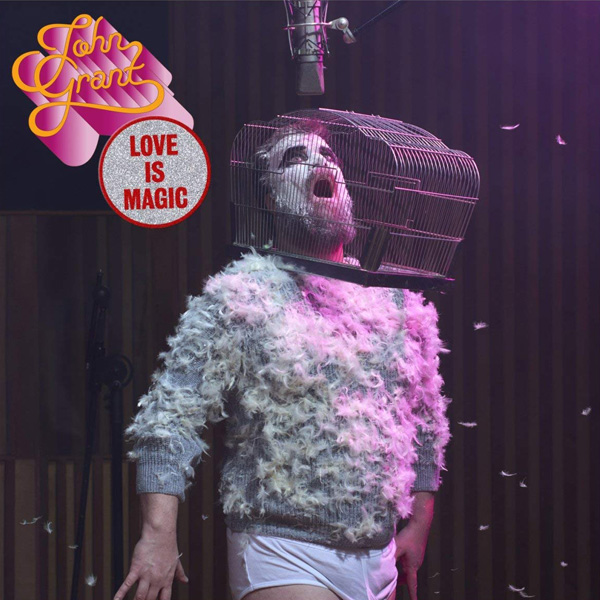 Copertina Vinile 33 giri Love is Magic [2 LP] di John Grant