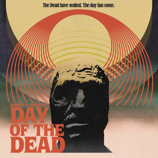 Copertina Disco Vinile 33 giri Day of the Dead [Soundtrack 2xLP] di John Harrison