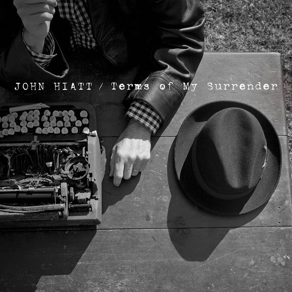 Copertina Disco Vinile 33 giri Terms Of My Surrender di John Hiatt