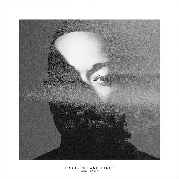 Copertina Disco Vinile 33 giri Darkness and Light [2 LP] di John Legend