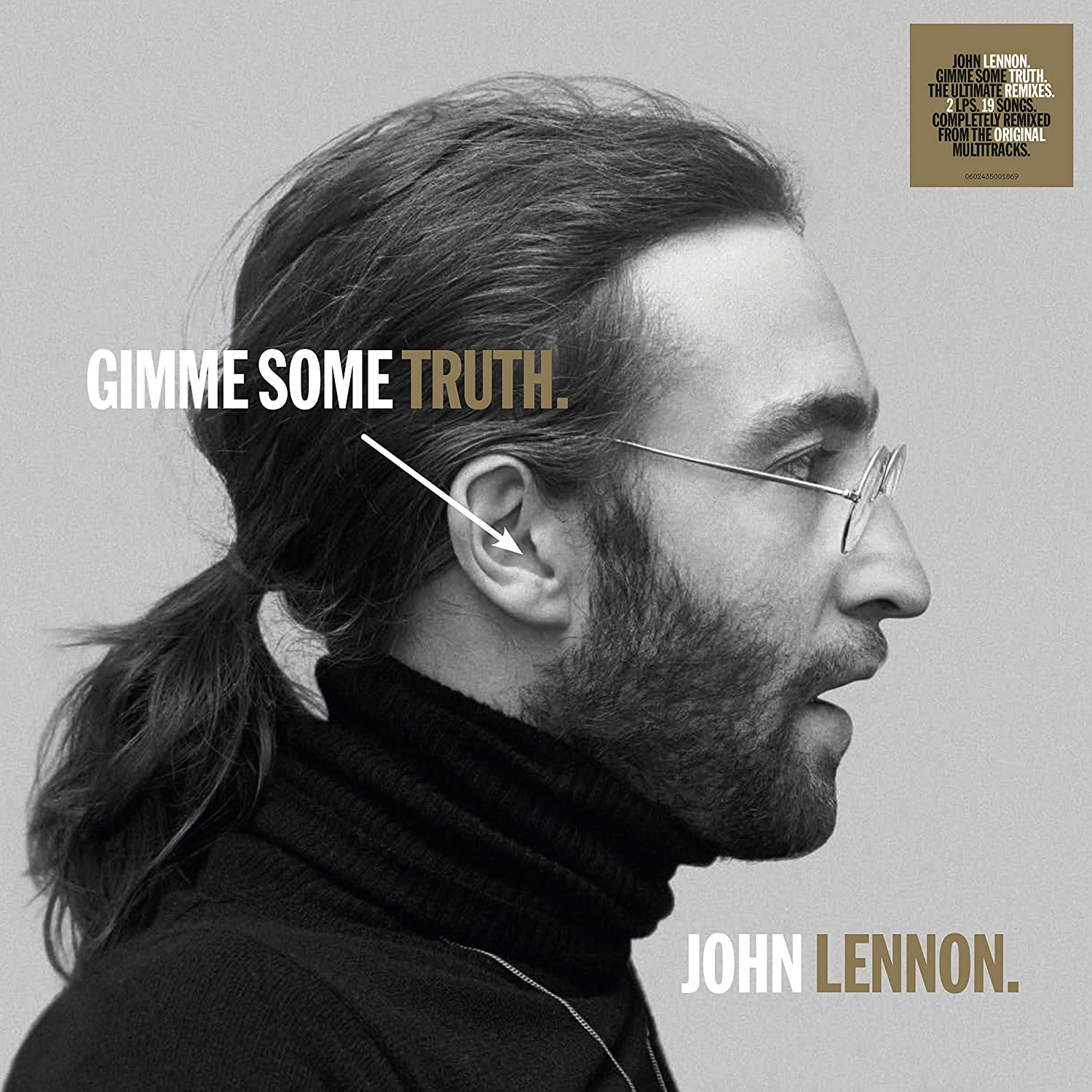 Copertina Vinile 33 giri Gimme Some Truth [2 LP] di John Lennon
