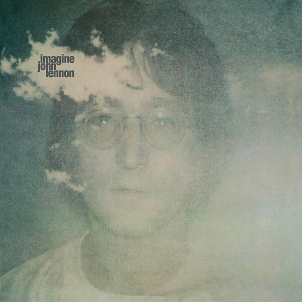 Copertina Disco Vinile 33 giri Imagine di John Lennon