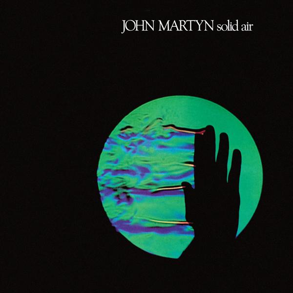 Copertina Disco Vinile 33 giri Solid Air di John Martyn