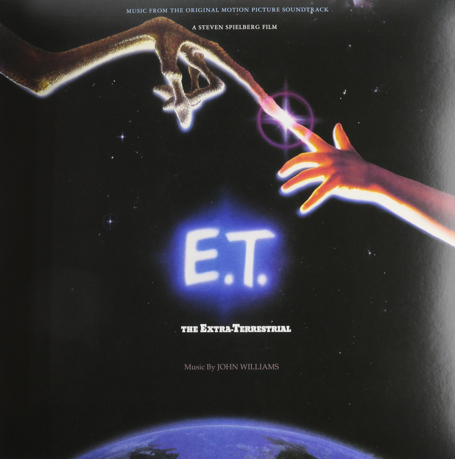 Copertina Disco Vinile 33 giri E.T. l'extra-terrestre [Soundtrack LP] di John Williams