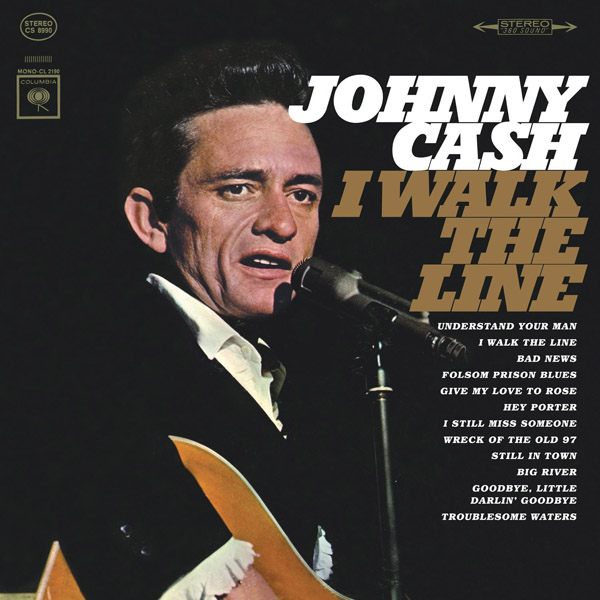 Copertina Vinile 33 giri I Walk the Line di Johnny Cash