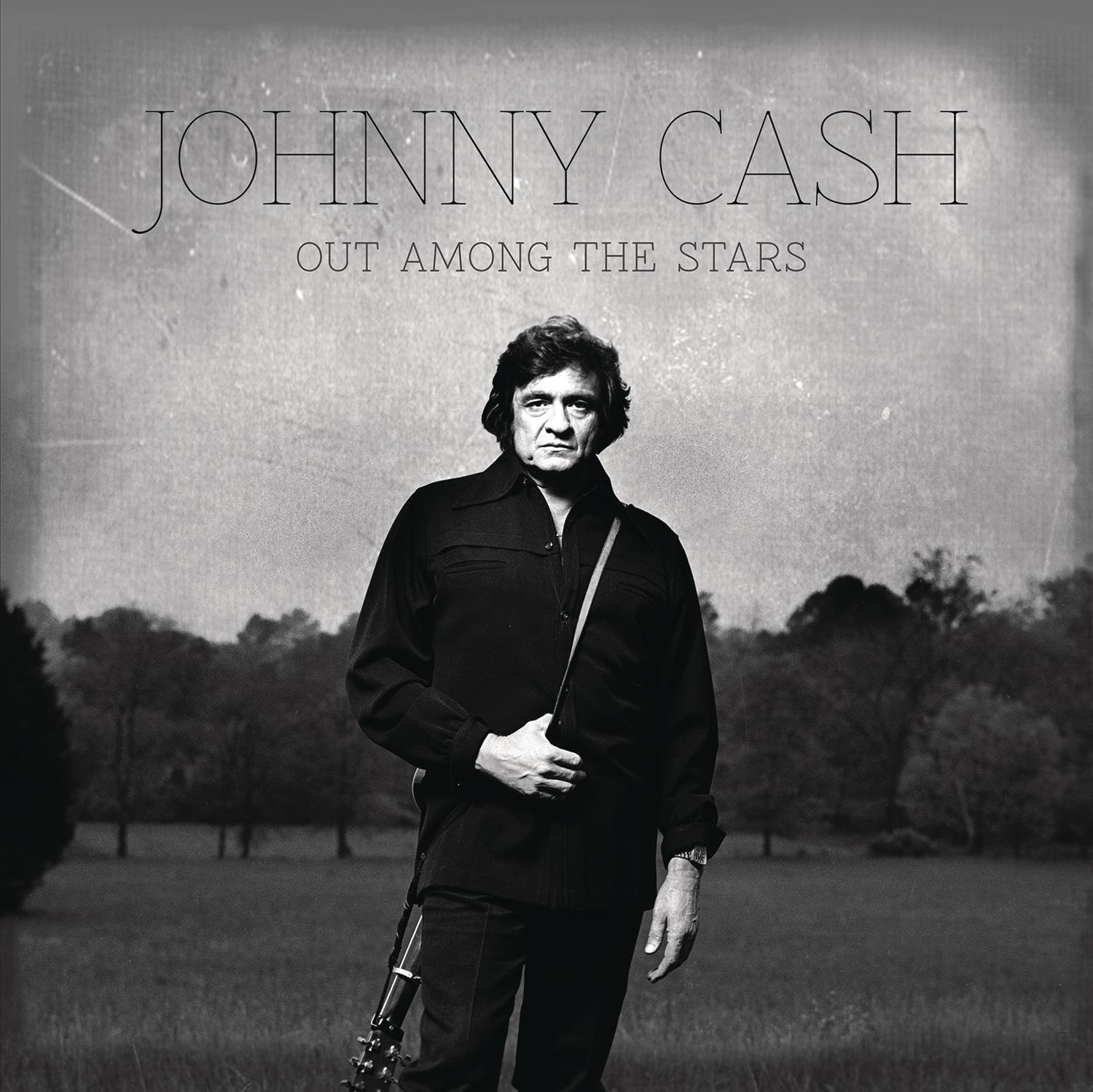 Copertina Disco Vinile 33 giri Out Among the Stars di Johnny Cash