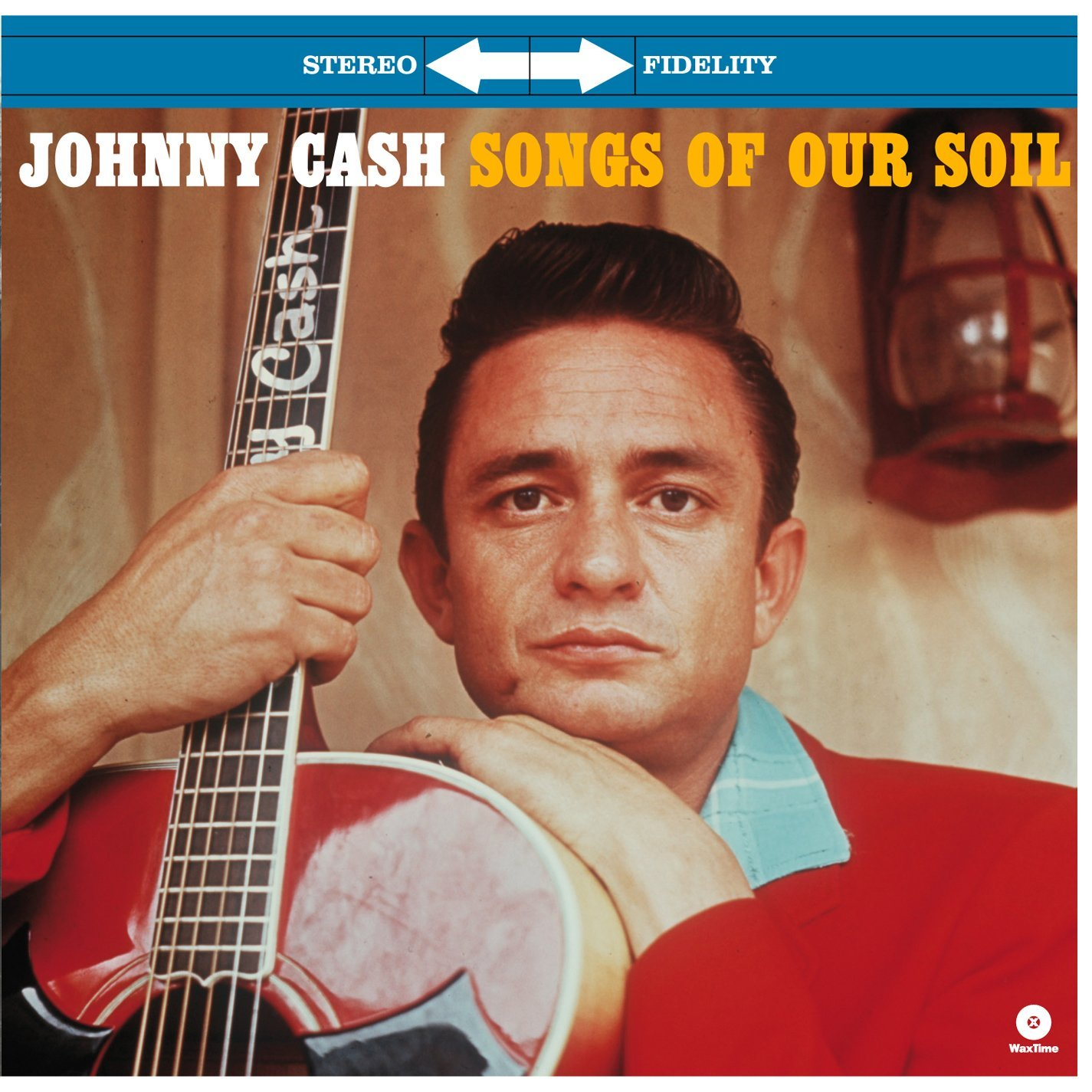 Copertina Disco Vinile 33 giri Songs of our Soil di Johnny Cash
