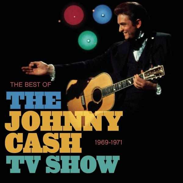 Copertina Disco Vinile 33 giri The Best of The Johnny Cash Show di Johnny Cash