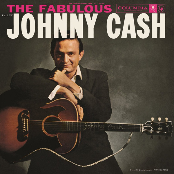 Copertina Disco Vinile 33 giri The Fabulous Johnny Cash di Johnny Cash
