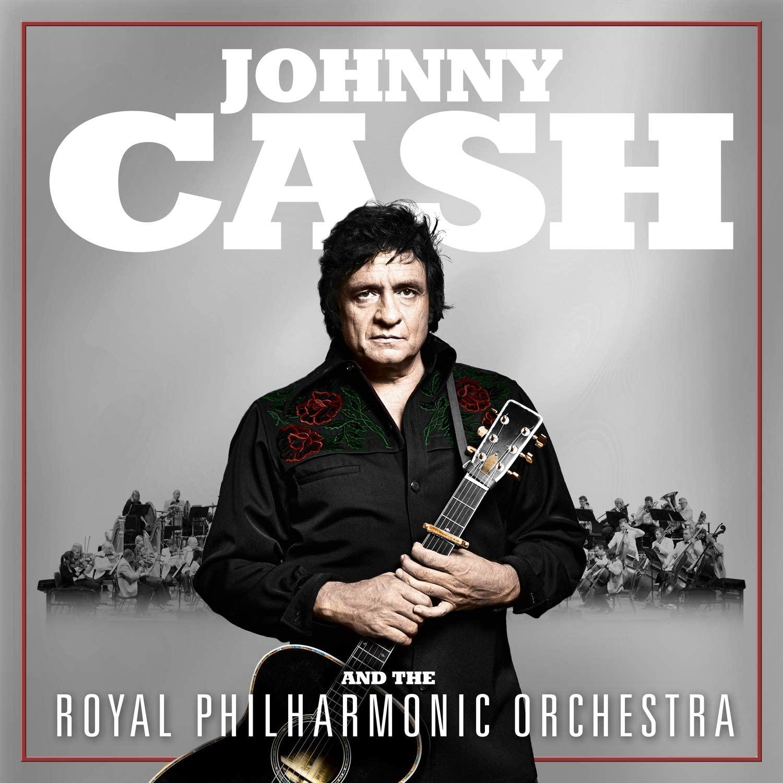 Copertina Vinile 33 giri Johnny Cash and The Royal Philharmonic Orchestra di Johnny Cash