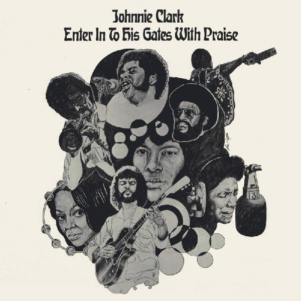 Copertina Vinile 33 giri Enter Into His Gates With Praise di Johnny Clarke