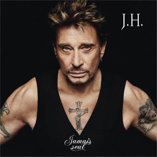 Copertina Disco Vinile 33 giri Jamais Seul [2 LP] di Johnny Hallyday