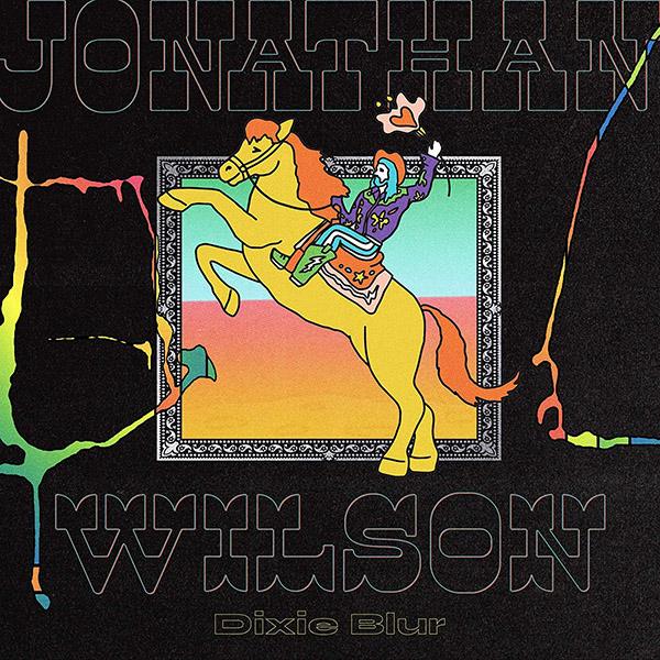 Copertina Vinile 33 giri Dixie Blur [2 LP] di Jonathan Wilson