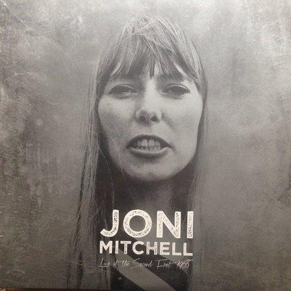 Copertina Disco Vinile 33 giri Live At The Second Fret 1966 [2 LP] di Joni Mitchell
