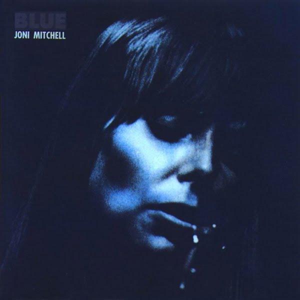 Copertina Disco Vinile 33 giri Blue di Joni Mitchell