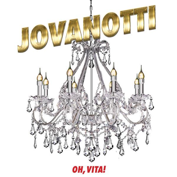 Copertina Vinile 33 giri Oh, Vita! [Singolo 45 Giri] di Jovanotti