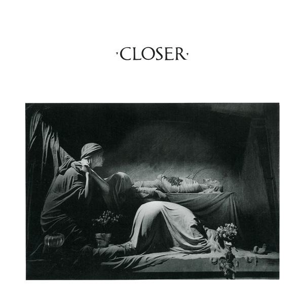 Copertina Disco Vinile 33 giri Closer di Joy Division