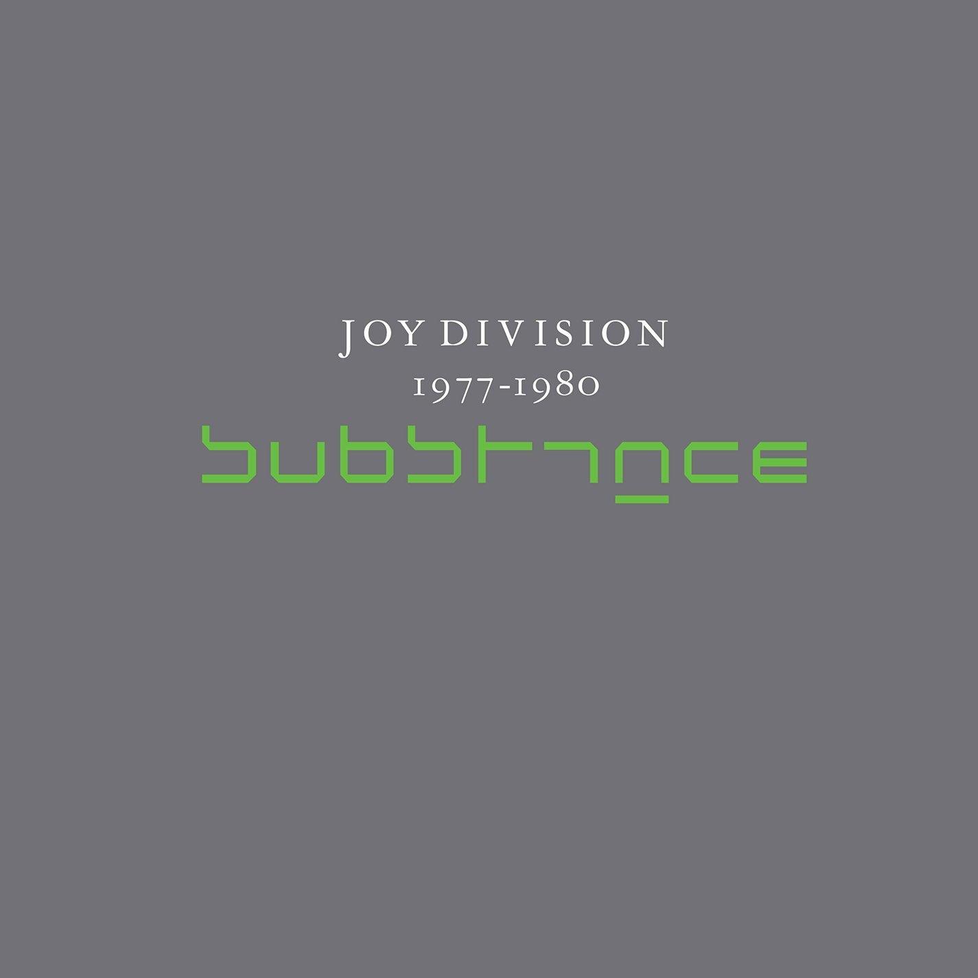 Copertina Disco Vinile 33 giri Substance [2 LP] di Joy Division