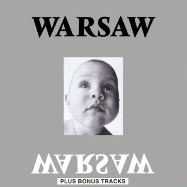 Copertina Disco Vinile 33 giri Warsaw di Warsaw (Joy Division)