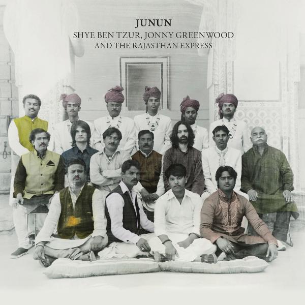 Copertina Disco Vinile 33 giri Junun [Soundtrack 2xLP] di Jonny Greenwood