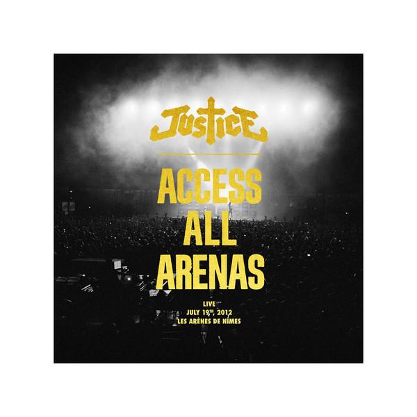 Copertina Vinile 33 giri Access All Arenas [2 LP] di Justice