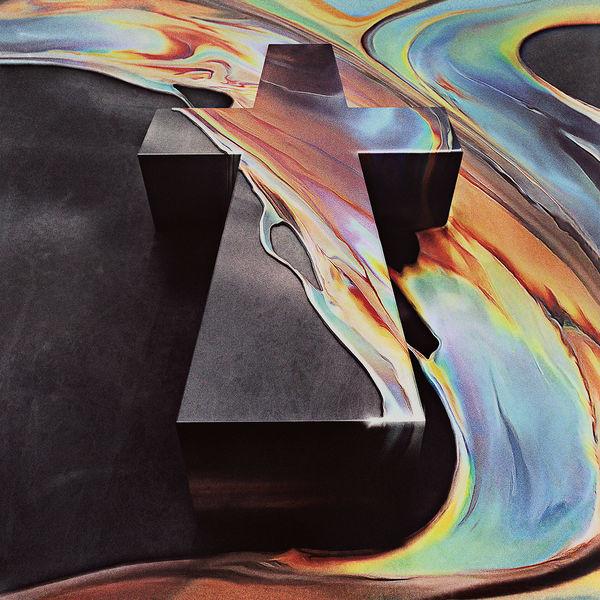 Copertina Disco Vinile 33 giri Woman [2 LP + CD] di Justice