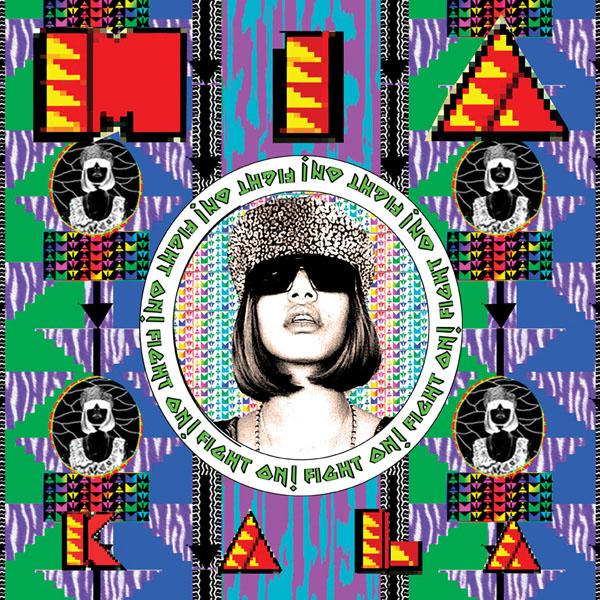 Copertina Disco Vinile 33 giri Kala [2 LP] di M.I.A.