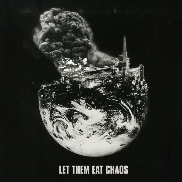 Copertina Disco Vinile 33 giri Let Them Eat Chaos di Kate Tempest