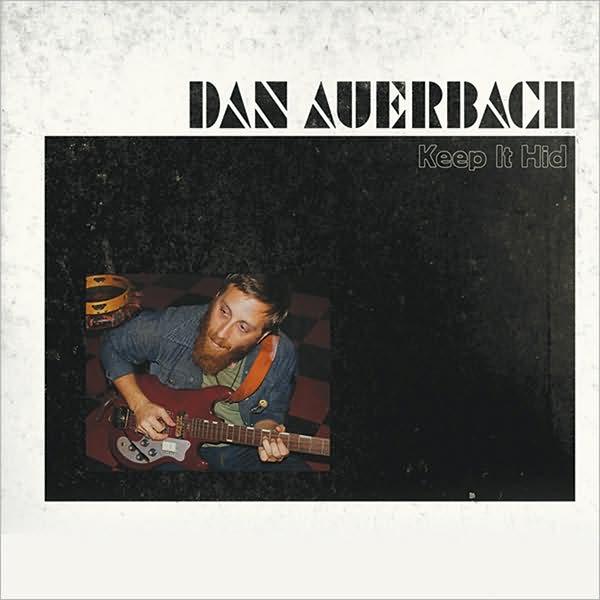 Copertina Disco Vinile 33 giri Keep It Hid [LP + CD]  di Dan Auerbach