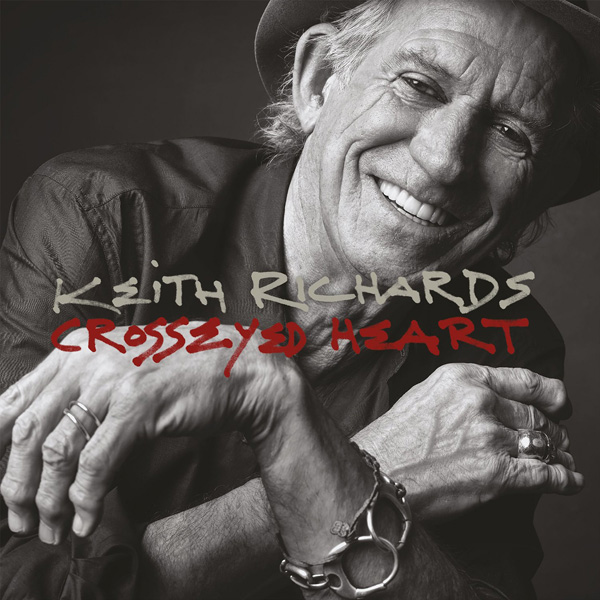 Copertina Disco Vinile 33 giri Crosseyed Heart [2 LP] di Keith Richards