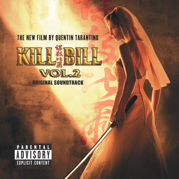 Copertina Disco Vinile 33 giri Kill Bill Vol.2 [Soundtrack LP] di Acquista il Vinile Nuovo Online