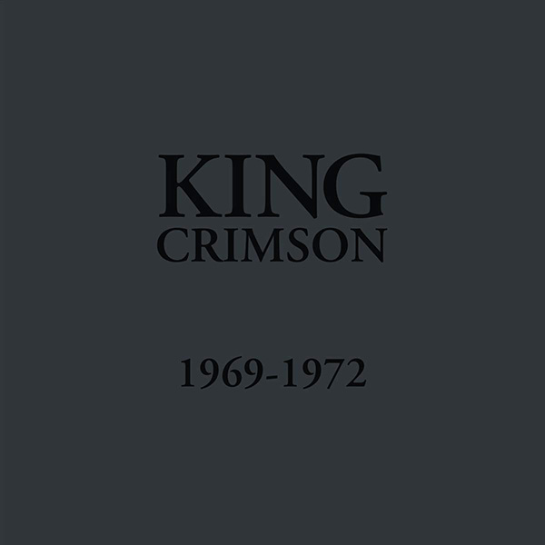 Copertina Vinile 33 giri 1969-1972 [Cofanetto 6xLP]  di King Crimson