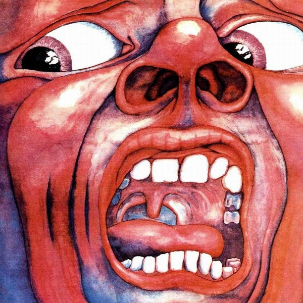 Copertina Disco Vinile 33 giri In the Court Of The Crimson King di King Crimson