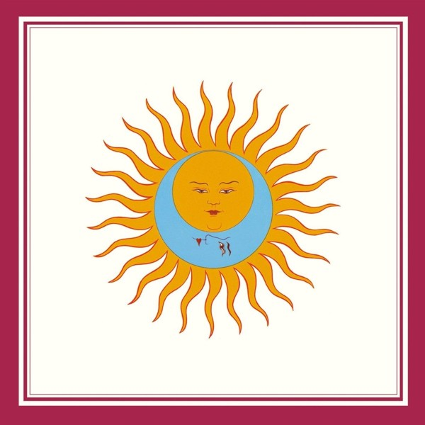 Copertina Disco Vinile 33 giri Larks' Tongues in Aspic [Ristampa 200Grammi LP] di King Crimson