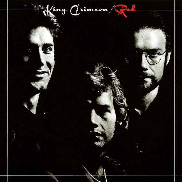 Copertina Disco Vinile 33 giri Red [Ristampa 200Grammi LP] di King Crimson
