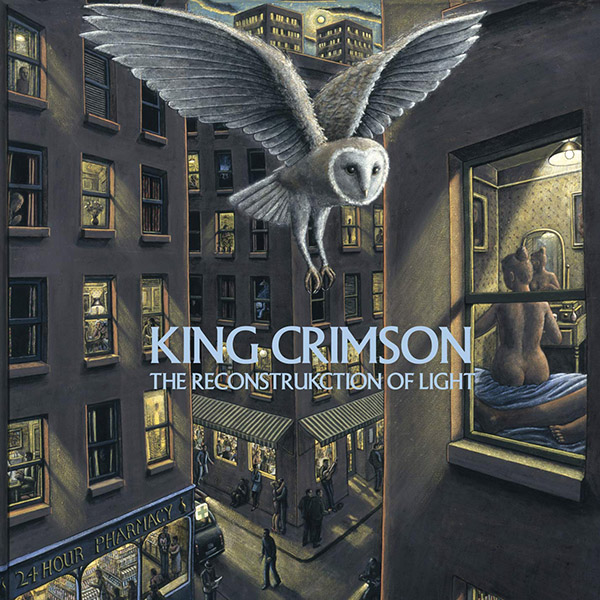 Copertina Vinile 33 giri The ReconstruKction of Light [2 LP]  di King Crimson