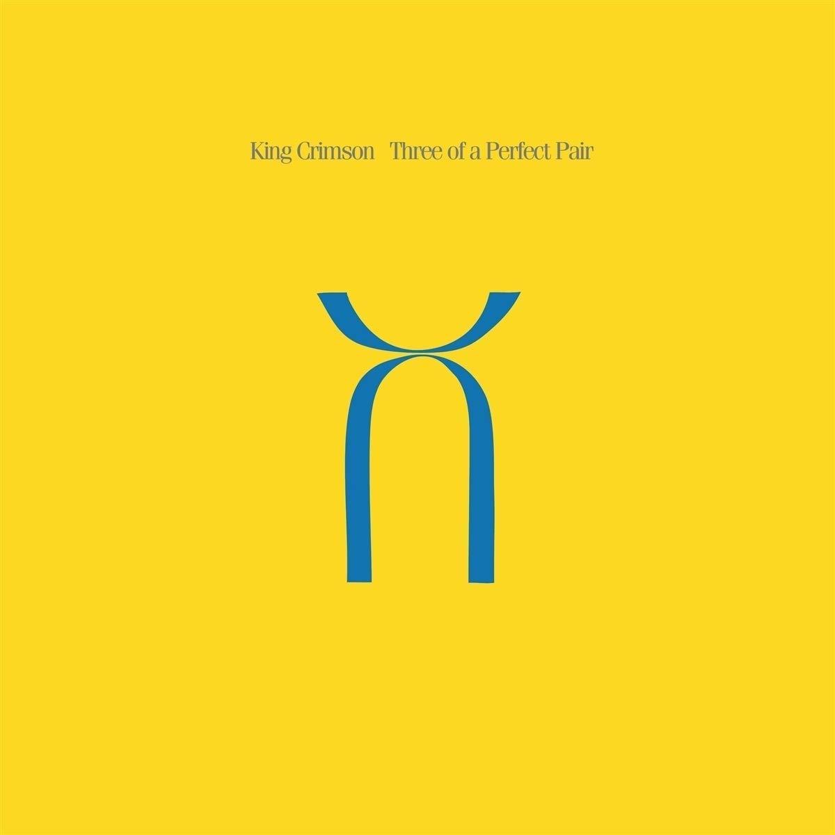 Copertina Vinile 33 giri Three of a Perfect Pair  di King Crimson