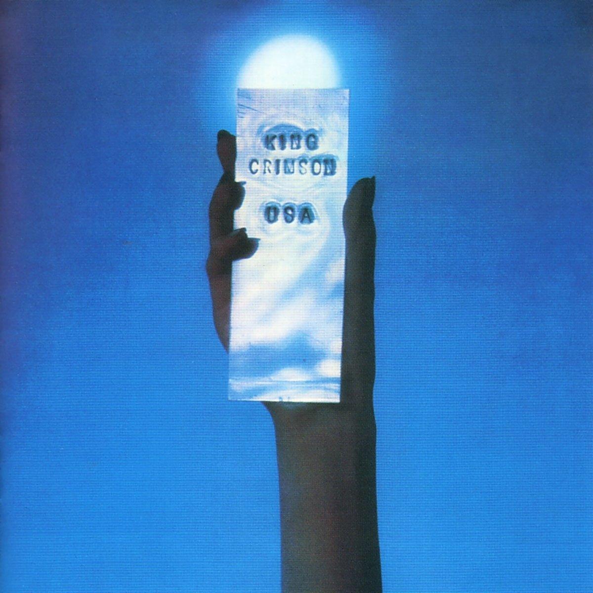 Copertina Disco Vinile 33 giri USA  di King Crimson