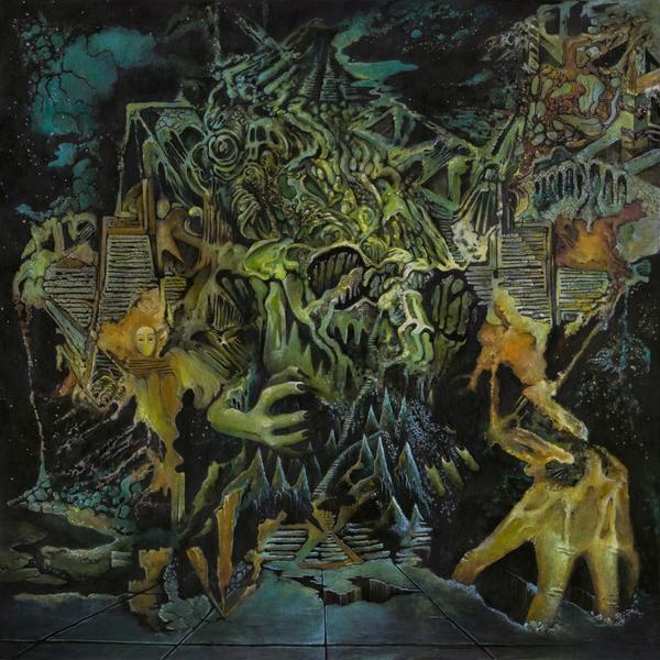Copertina Vinile 33 giri Murder of the Universe di King Gizzard & the Lizard Wizard