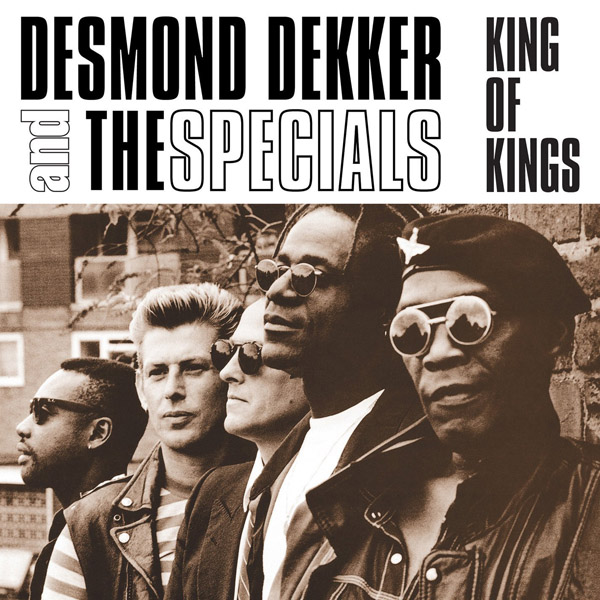Copertina Disco Vinile 33 giri King Of Kings di Desmond Dekker