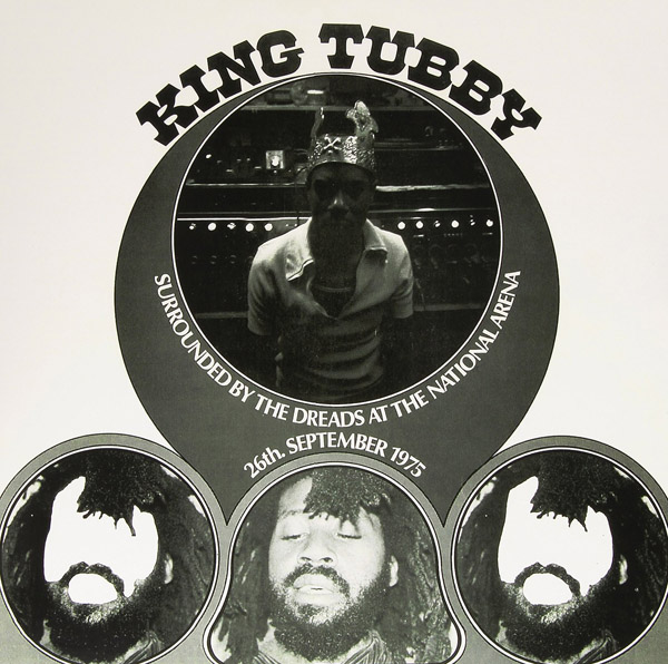 Copertina Disco Vinile 33 giri Surrounded by The Dreads at The National Arena di King Tubby
