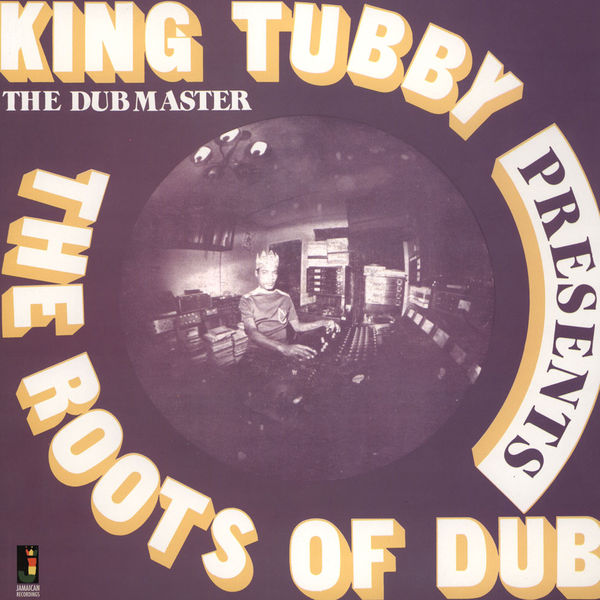 Copertina Disco Vinile 33 giri The Roots of Dub di King Tubby