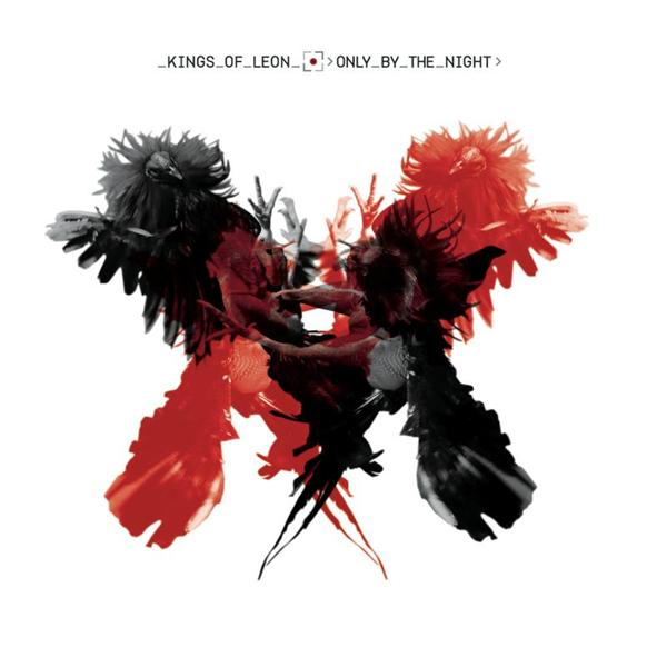 Copertina Disco Vinile 33 giri Only By The Night [2 LP] di Kings Of Leon