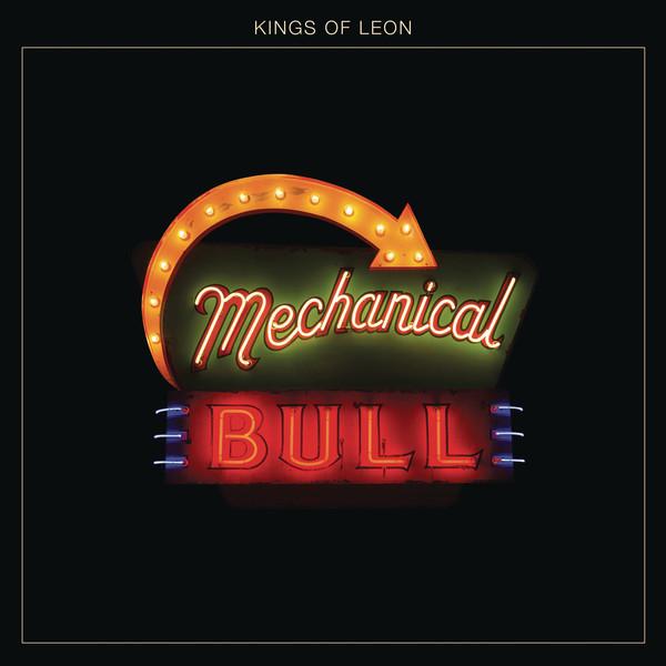 Copertina Disco Vinile 33 giri Mechanical Bull [2 LP] di Kings Of Leon