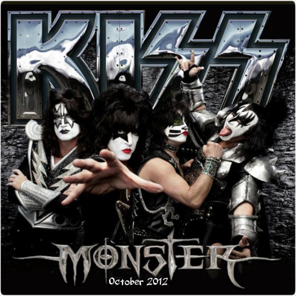 Copertina Disco Vinile 33 giri Monster di Kiss